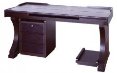 Furniture for a house office from a tree