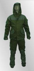 Suit protective hill of Guerrillas. Uniform,