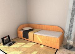 Upholstered furniture on demand