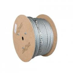 Cable galvanized EN 12385-4 (6x19+FC) 8,0 of mm