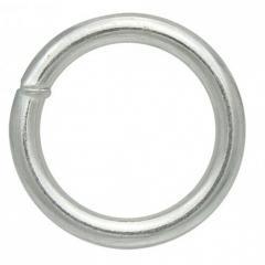Кольцо оцинкованное 3х30