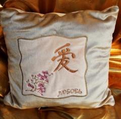 """Pillow """"Love"""