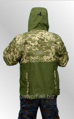 Куртка горка Альфа. Одежда защитная непромокаемая,