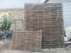 Паркани дерев'яні