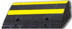 Резиновый съезд с бордюра ( пандус)