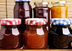 Berry fruit jam Ukraine