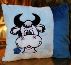 "Pillow ""Cow"