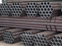 Pipes steel seamless holodnodeformirovanny GOST