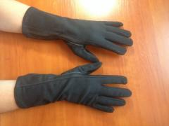 Gloves are aviation
