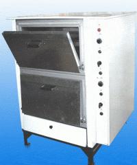 Шкаф пекарно-жарочный ШПЖЭС-2 двухсекционный