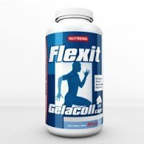 Food additive of Flexit Gelacoll Caps (180th cap)