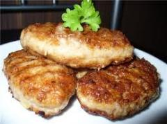 Cutlet, cutlets, sale of cutlets for reasonable