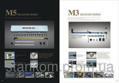 Measuring system mechanical M1 with magnetic