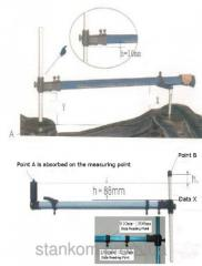 Measuring system mechanical M3 with magnetic