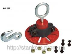 Clip for extract - cups - windscreen pillars 3T of