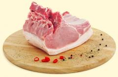 The pork cooled Kiev Ukraine