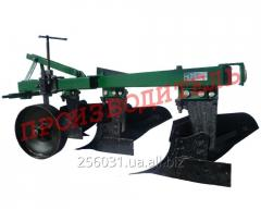 PLN 3-35 plow with uglosnimy for MTZ. Producer