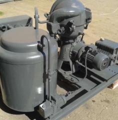 Oil separator centrifugal PSM 2-4