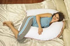 U a figurative pillow for pregnant women. Cm Umini