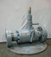 Valve of gate-type KO 3.0.2-100/32 Du100 Ru320