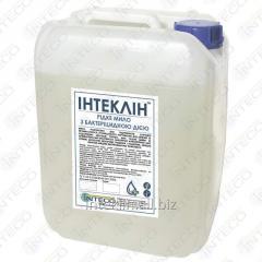 Мыло жидкое с бактерицидным действием,