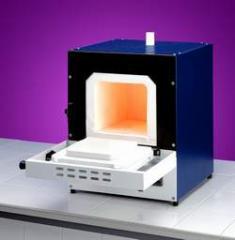 The muffle Lenton EF 11/8B furnace