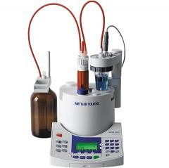 Automatic titrator of DL15 for titration to a