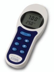 Portable pH-meter of Jenway 350