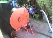 Foamers for production of foam concrete