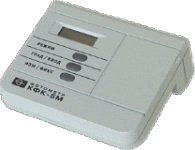 Photometer concentration small-sized (portable)