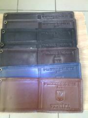 Accessoires en cuir