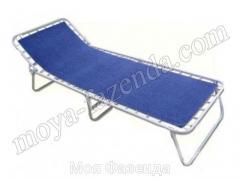 Folding bed for a garden 197 x 72 x 30 (R-134