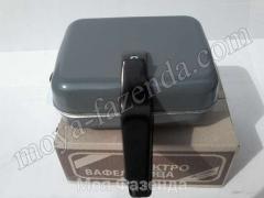 Electric waffle iron Lasunka Kiyev (R-131 code)