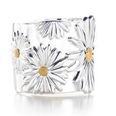 Браслет Tiffany-nature Daisy cuff bracelet