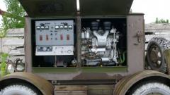 Automation and modernization of diesel generators