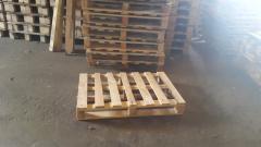 Поддон деревяный 1200х800 новый 2 сорт