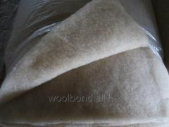 Sherstepon (80% of wool of 20% of PEF)
