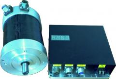 Conveyor electric drive