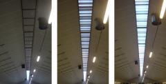Системма дневного освещения для птицефабрик,