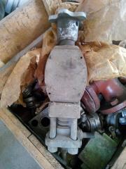 Gate (valve) angular 15s21nzh (UF28006.006) of Du6