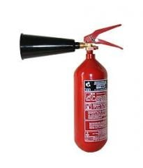 Fire extinguisher carbon dioxide OU2 (VVK 1,4)