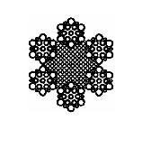 Стальной канат ГОСТ 2688-80