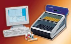 Bacteriological analyzer Baktrak 4300