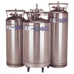 Сосуды для хранения и подачи жидкого азота серии
