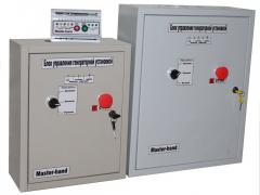 Automatic equipment for the AVR Master-hand