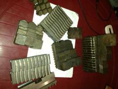 Кулачки и рейки к токарным патронам от Ф-125 - Ф-500