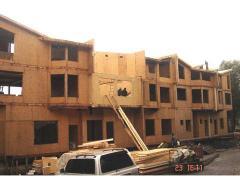 Строительство домов. Дома скелетной конструкции