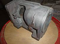 Arm pump housing