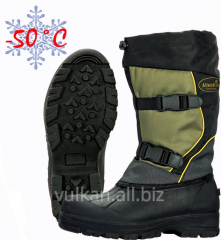 Boots winter man's Norfin Extreme to - 50C