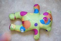 Антистрессовая игрушка Медведь    Принты